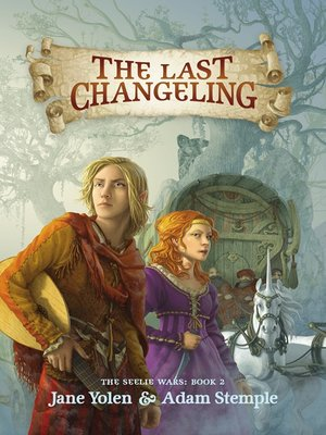 cover image of The Last Changeling