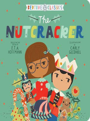 cover image of The Nutcracker