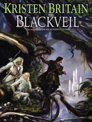 cover image of Blackveil