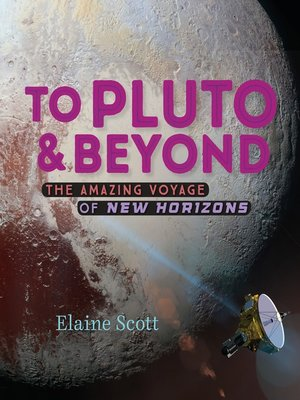 cover image of To Pluto and Beyond