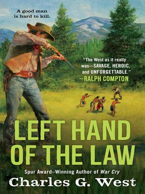 cover image of Left Hand of the Law