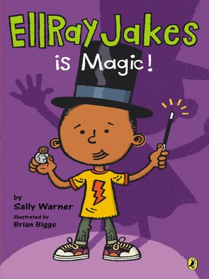 cover image of EllRay Jakes Is Magic