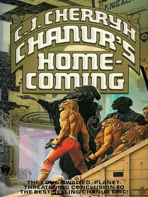 cover image of Chanur's Homecoming