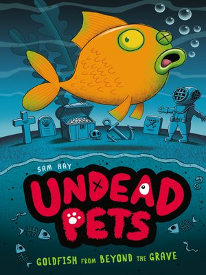 cover image of Goldfish from Beyond the Grave