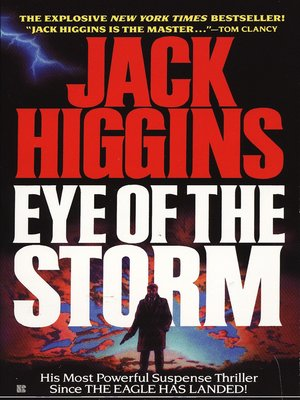 cover image of Eye of the Storm