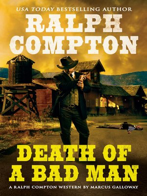 cover image of Death of a Bad Man