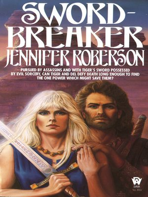 cover image of Sword-Breaker