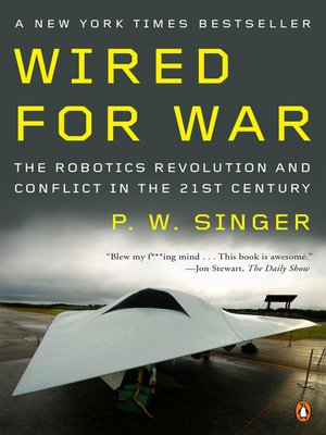 cover image of Wired for War