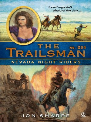 cover image of Nevada Night Riders