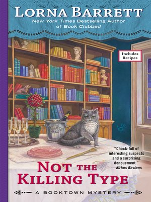 cover image of Not the Killing Type