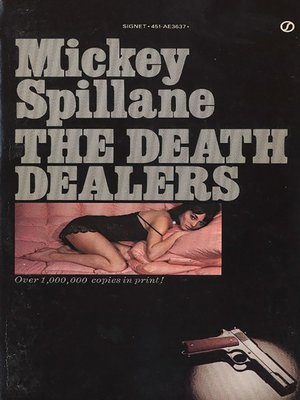 cover image of The Death Dealers