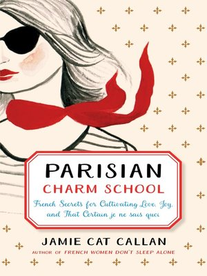 cover image of Parisian Charm School