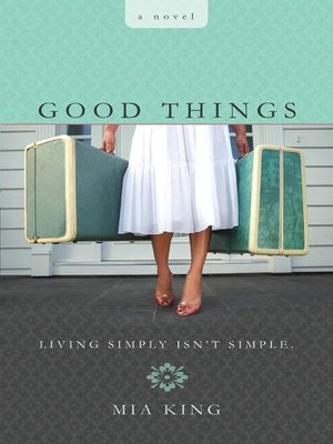 cover image of Good Things