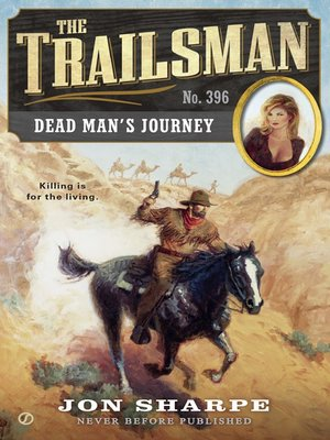 cover image of Dead Man's Journey