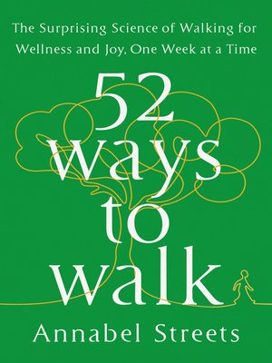 cover image of 52 Ways to Walk