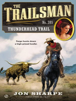 cover image of Thunderhead Trail