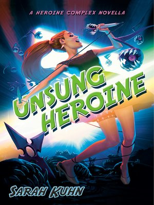 cover image of Unsung Heroine