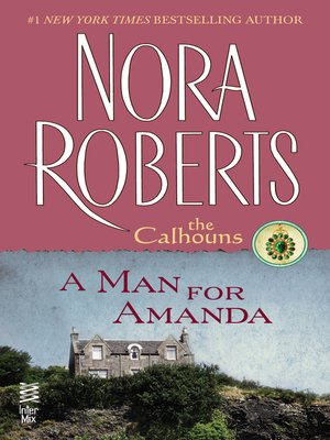 cover image of A Man for Amanda
