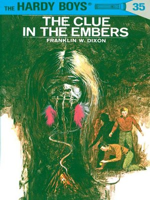cover image of The Clue in the Embers
