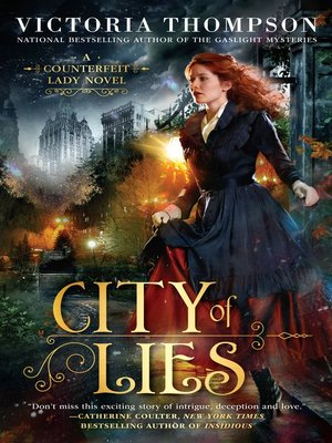 cover image of City of Lies
