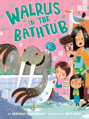 cover image of Walrus in the Bathtub