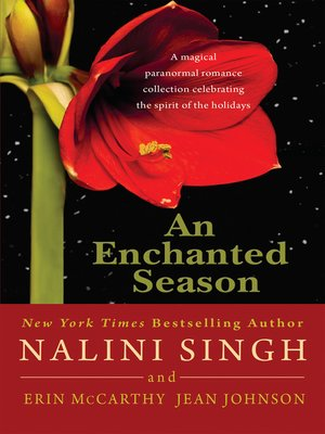 cover image of An Enchanted Season