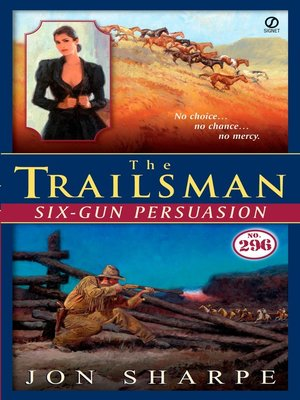 cover image of Six-Gun Persuasion