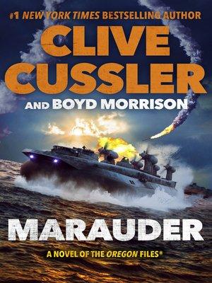 cover image of Marauder