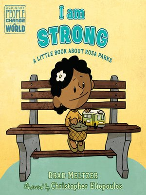 cover image of I am Strong