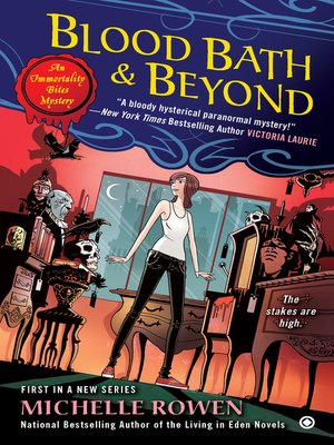 cover image of Blood Bath & Beyond