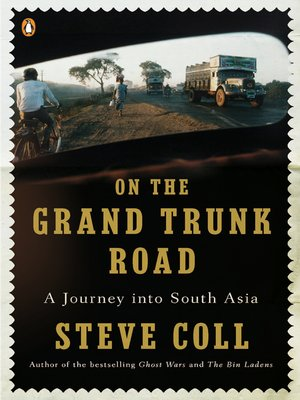 cover image of On the Grand Trunk Road