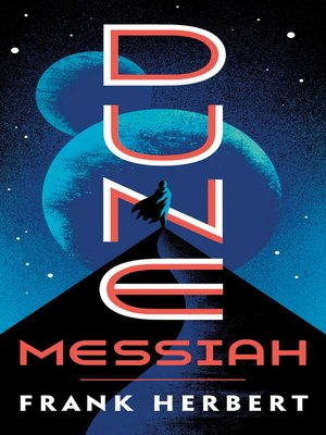 cover image of Dune Messiah