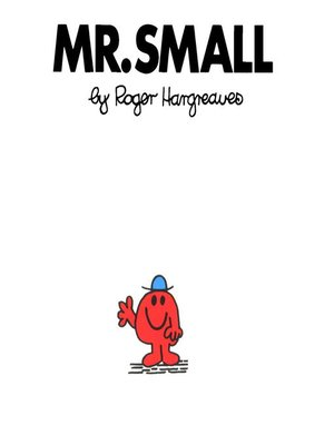 cover image of Mr. Small