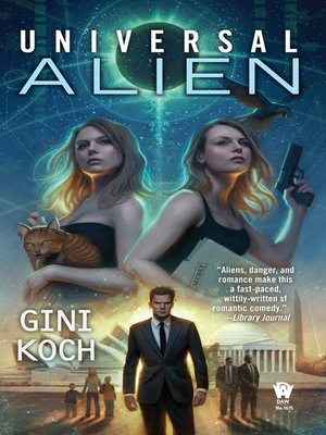 cover image of Universal Alien
