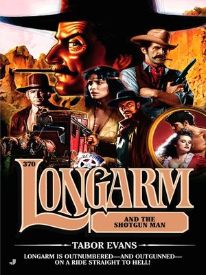 cover image of Longarm and the Shotgun Man