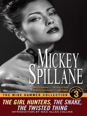 cover image of The Mike Hammer Collection, Volume 3