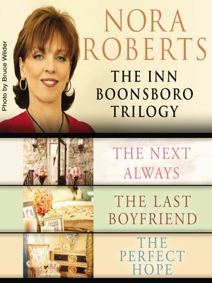 cover image of The Inn Boonsboro Trilogy