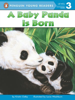 cover image of A Baby Panda Is Born