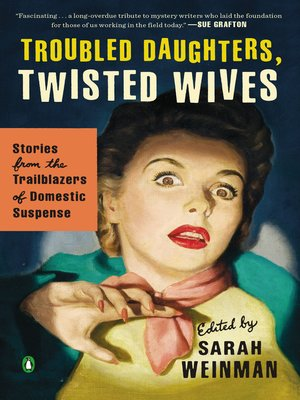 cover image of Troubled Daughters, Twisted Wives