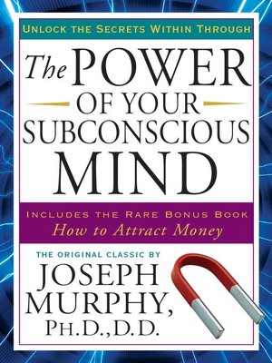 cover image of The Power of Your Subconscious Mind