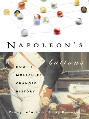 cover image of Napoleon's Buttons