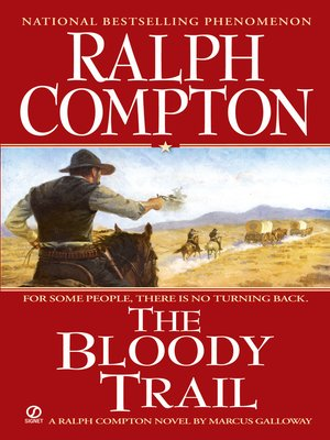 cover image of The Bloody Trail
