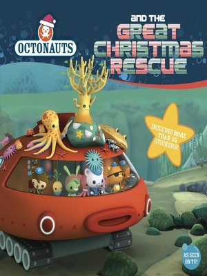 cover image of Octonauts and the Great Christmas Rescue