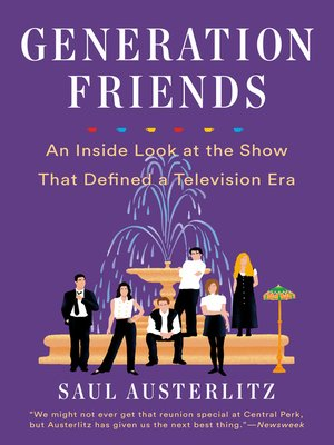 cover image of Generation Friends
