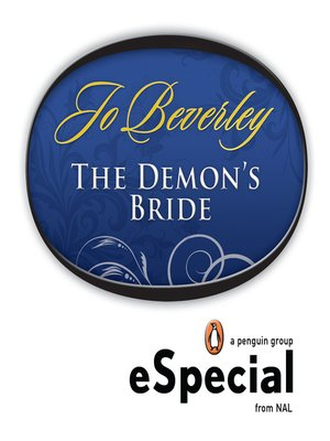 cover image of The Demon's Bride