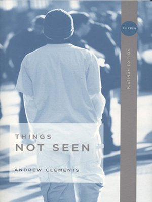 cover image of Things Not Seen