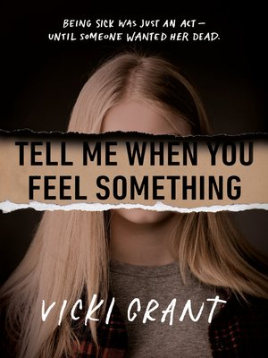cover image of Tell Me When You Feel Something