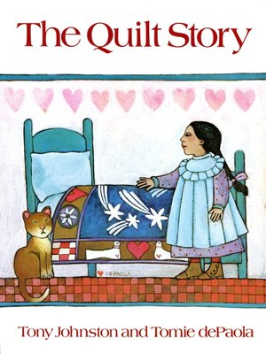 cover image of The Quilt Story