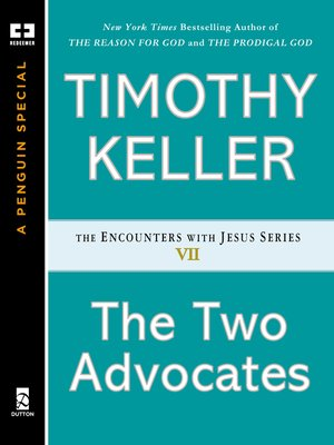cover image of The Two Advocates