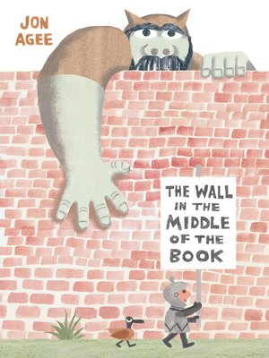 cover image of The Wall in the Middle of the Book